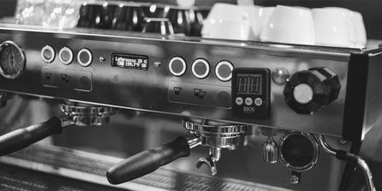 Kaffee in der Einbecker Kaffeerösterei