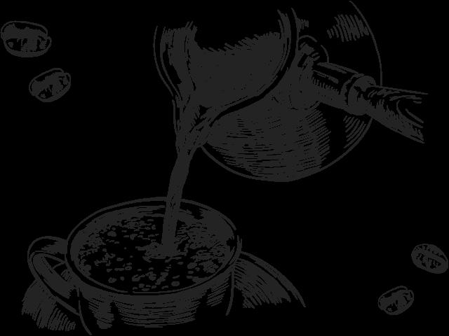 Kaffee Moccha Illustration – Einbecker Kaffeerösterei