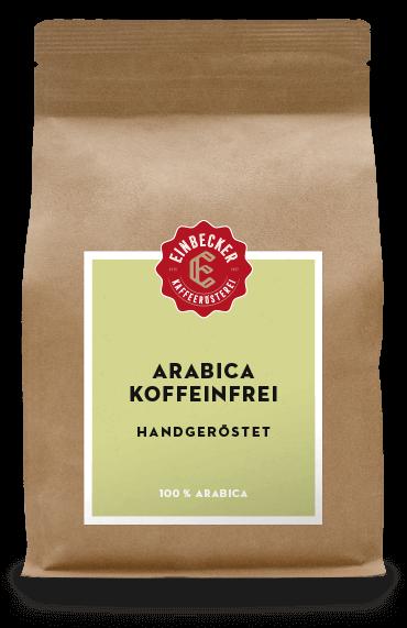 Arabica Koffeinfrei - Handgeröstet - 100 % Arabica