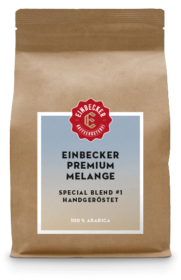 Einbecker Premium Melange - Special Blend #1 - Handgeröstet - 100 % Arabica
